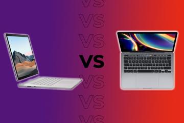 "Surface Book 3 vs MacBook Pro 2020 : ""Cuộc so kè nảy lửa"""