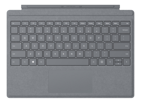 Surface Pro Signature Type Cover 3