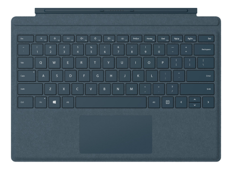 Surface Pro Signature Type Cover 1