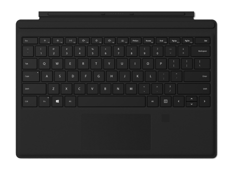 Surface Pro Type Cover with Fingerprint ID 1