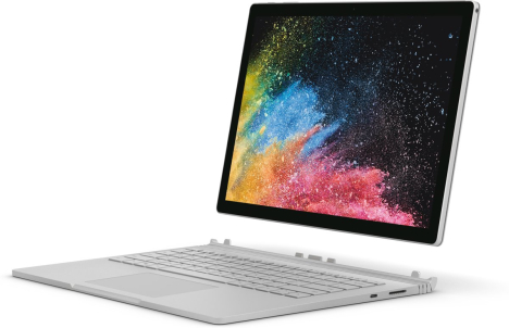 Surface Book 2 ( 15 inch ) | Core i7 / RAM 16GB / SSD 512GB 11