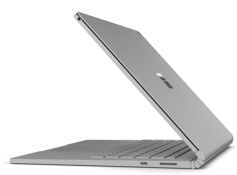 Surface Book 2 ( 15 inch ) | Core i7 / RAM 16GB / SSD 512GB 12