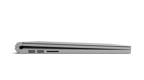 Surface Book | Core i7 / RAM 16GB / SSD 512GB 16