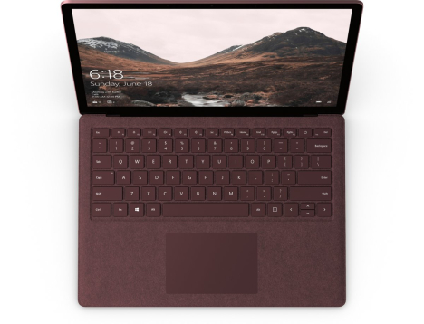 Surface Laptop | Core i5 / RAM 4GB /  SSD 128GB 17