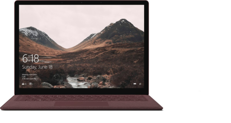 Surface Laptop | Core i5 / RAM 4GB /  SSD 128GB 21