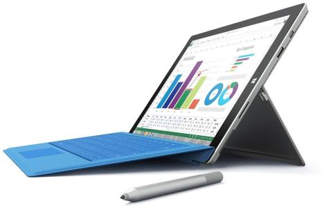 Surface Pro 3 | Core i3 / RAM 4GB / SSD 64GB 1