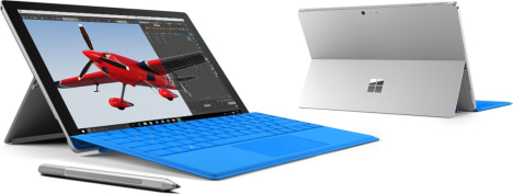 Surface Pro 4 | Core i5 / RAM 4GB / SSD 128GB 5