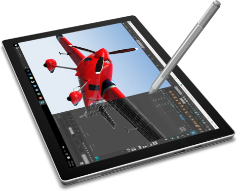 Surface Pro 4 | Core i5 / RAM 4GB / SSD 128GB 10