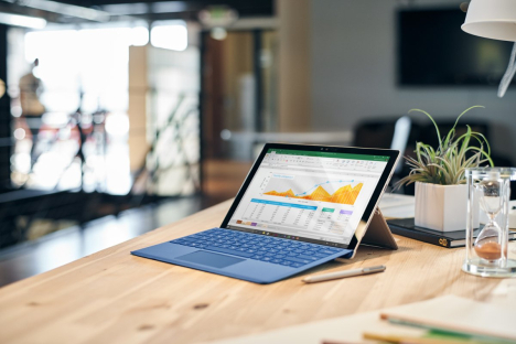 Surface Pro 4 | Core i5 / RAM 4GB / SSD 128GB 11