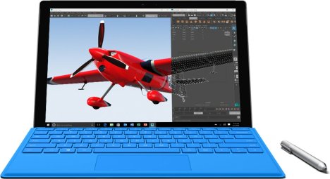 Surface Pro 4 | Core i5 / RAM 4GB / SSD 128GB 13