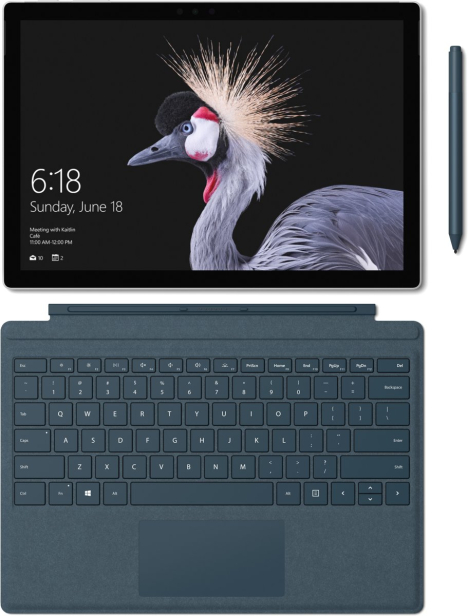 Surface Pro 5 ( Pro 2017 ) | Core m3 / RAM 4GB /  SSD 128GB 10