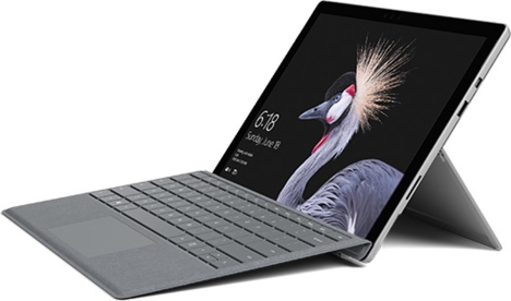 Surface Pro 5 ( Pro 2017 ) | Core i7 / RAM 16GB / SSD 512GB 13