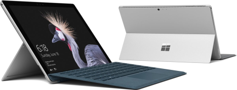 Surface Pro 5 ( Pro 2017 ) | Core i7 / RAM 16GB / SSD 512GB 14