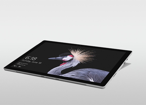 Surface Pro 5 ( Pro 2017 ) | Core i7 / RAM 16GB / SSD 512GB 16
