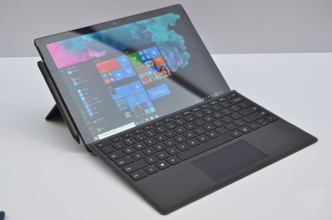 Surface Pro 6 ( Pro 2018 ) | Core i7 / RAM 16GB / SSD 512GB 5