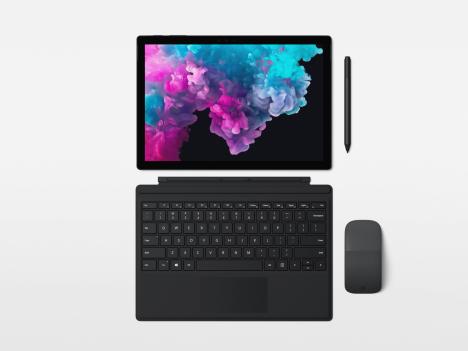 Surface Pro 6 ( Pro 2018 ) | Core i5 / RAM 8GB / SSD 256GB 1
