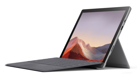 Surface Pro 7 | Core i7 / RAM 16GB / SSD 256GB 2