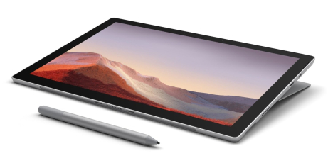 Surface Pro 7 | Core i7 / RAM 16GB / SSD 256GB 7