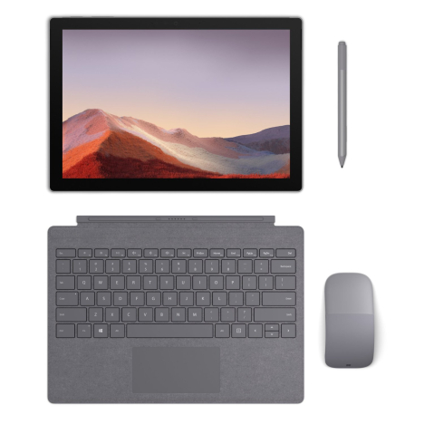 Surface Pro 7 | Core i7 / RAM 16GB / SSD 256GB 8