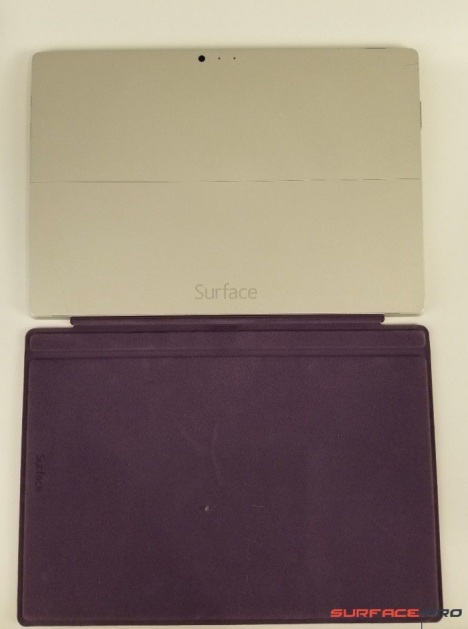 Surface Pro 3 ( i3/4GB/64GB ) + Type Cover 8