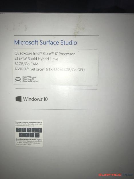 Surface Studio 2 ( i7/32GB/2TB ) 3