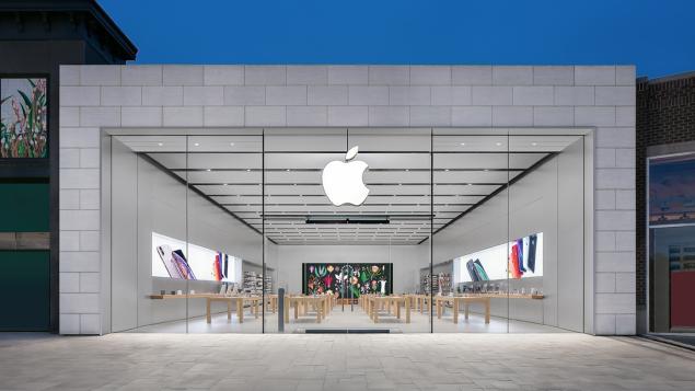 Apple thay đổi cách thức vận chuyển - Giao hàng thần tốc