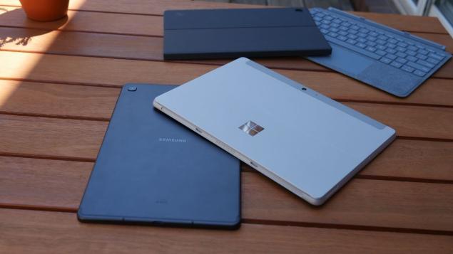 Surface Go 2 vs Galaxy Tab S6 Lite: Trận chiến của máy tính bảng tầm trung