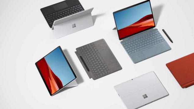 HOT, HOT, HOT……!!! Sự kiện ra mắt Surface Laptop Go và Surface Pro X thế hệ 2 của Microsoft