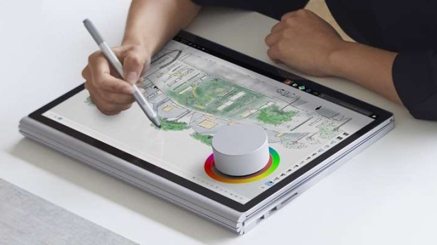 Surface Dial: Những điều thú vị không thể bỏ qua