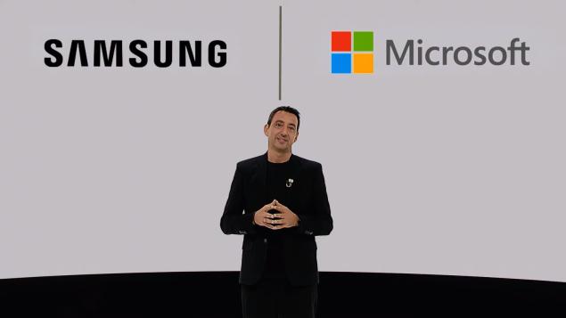 Samsung và Microsoft công bố quan hệ hợp tác mới