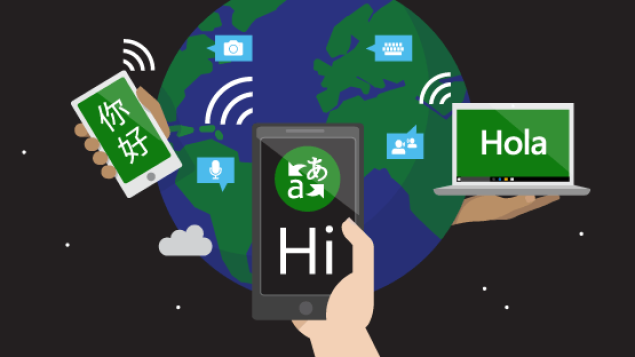Chế độ dịch tự động mới trên ứng dụng Microsoft Translator