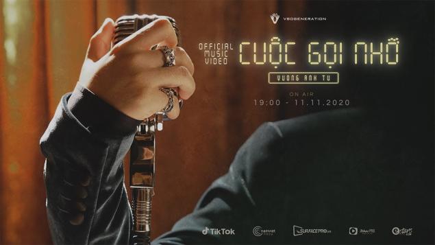 Vương Anh Tú tung poster MV trở lại với tư cách ca sĩ, cùng sự góp mặt của Diễm My 9x và Hiền Hồ