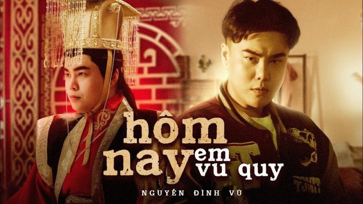 Hôm Nay Em Vu Quy đạt 1,000,000 view sau tuần đầu phát hành