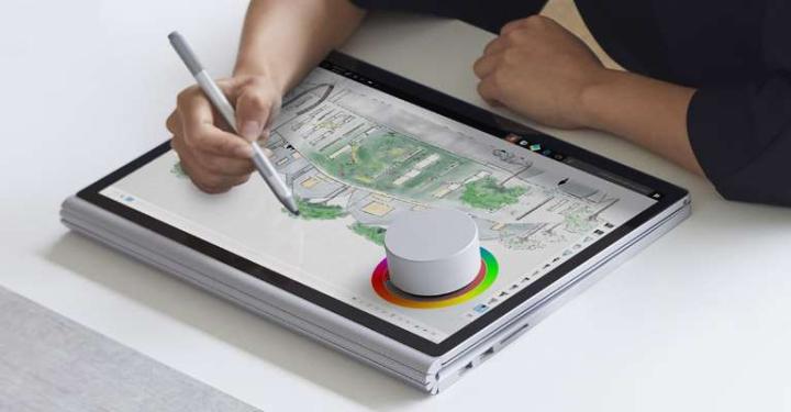 Bút Viết Surface Pen, Wireless Display Adapter V2 -  4K, Surface Dial - 7