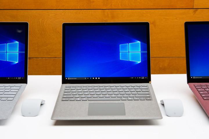 """Surface Laptop 12.5 inch mới sắp sửa """"lên kệ"""""""