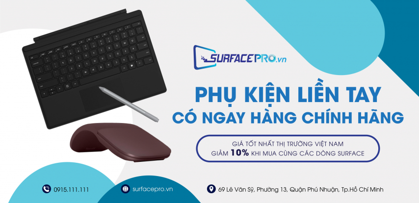 Phụ kiện Surface
