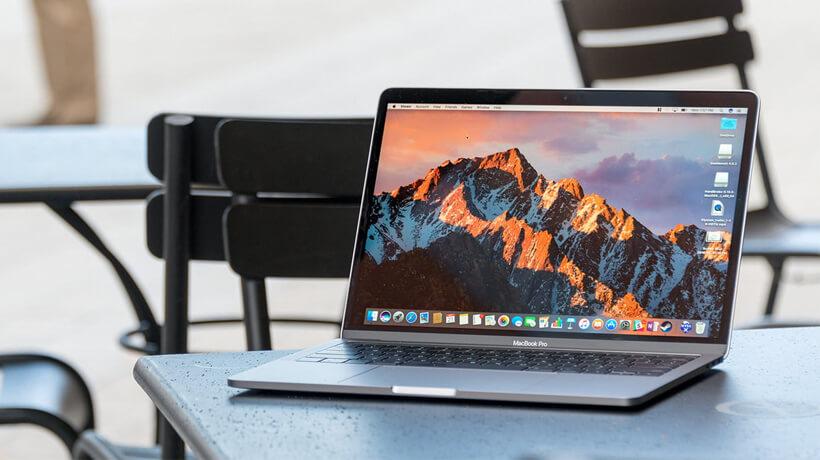Cận cảnh thiết kế của Macbook Pro