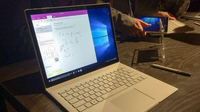 Đánh giá Surface Book: Thiết kế tuyệt đẹp, linh hoạt và cực kỳ thông minh