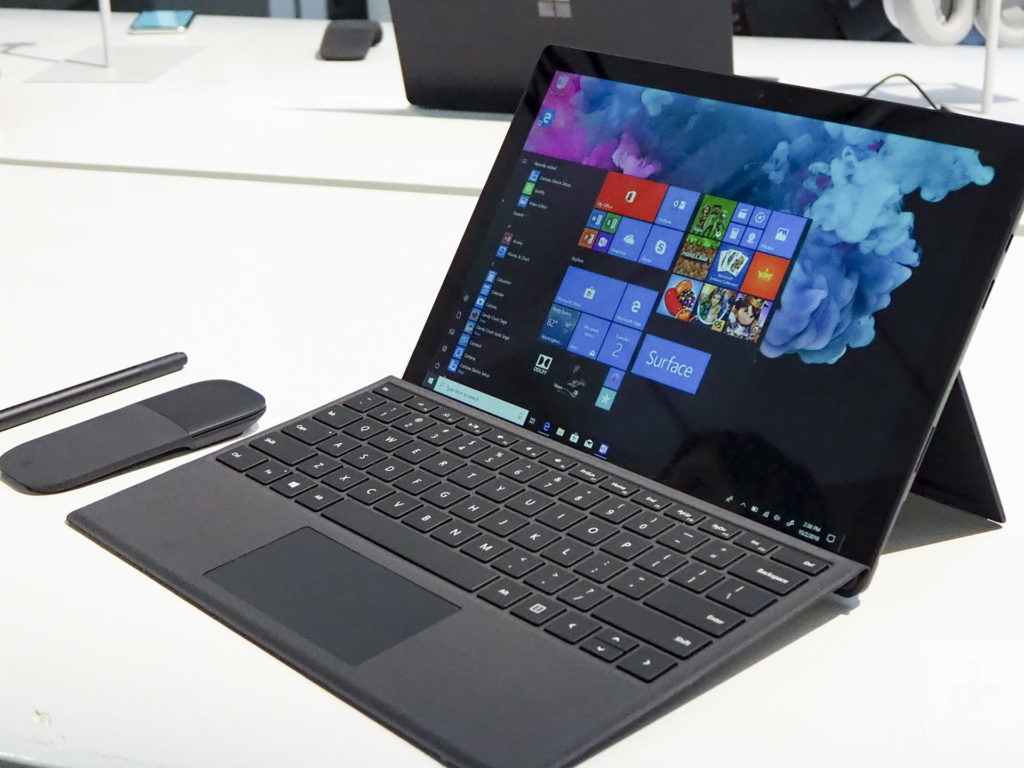 Surface Pro 6 1