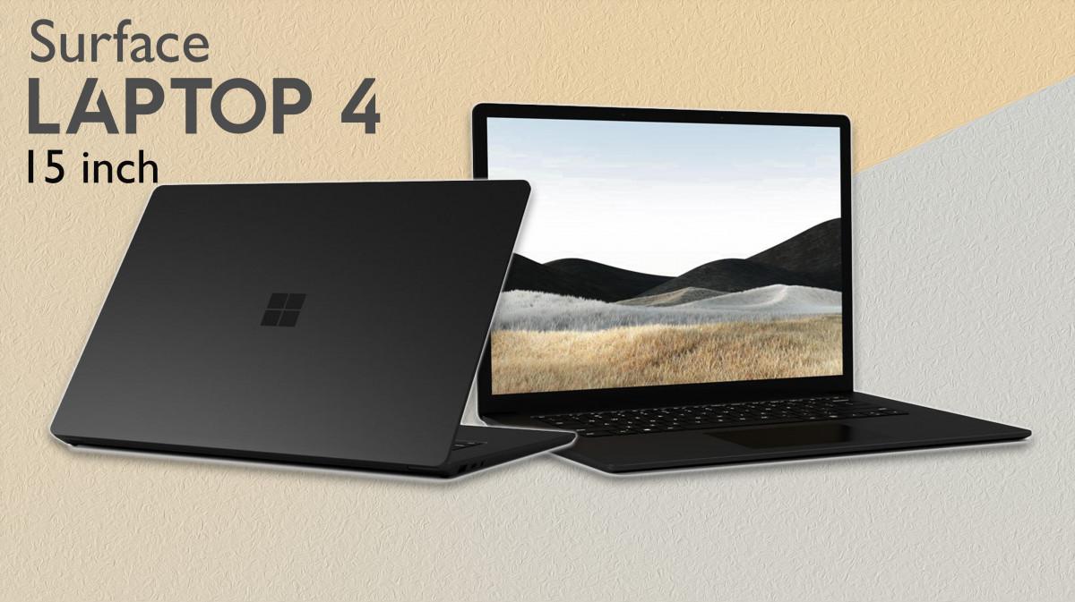 Đánh giá surface laptop 4 chi tiết sản phẩm