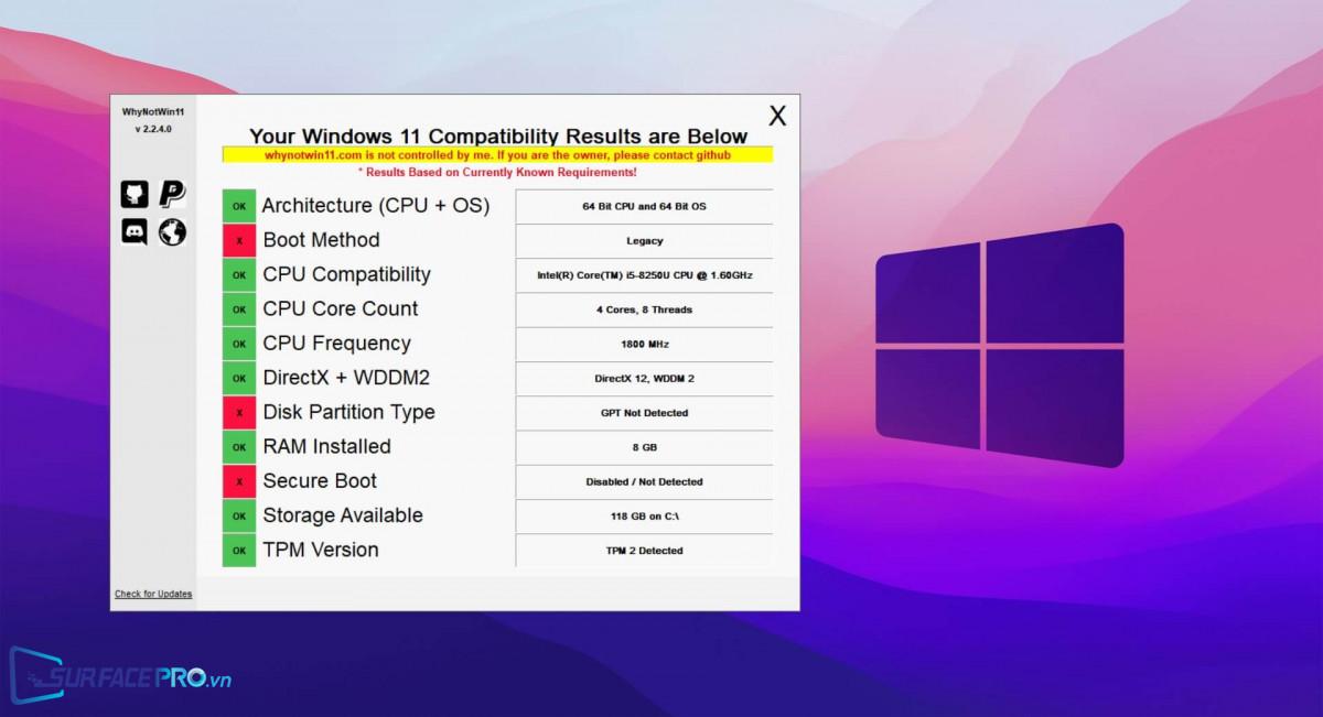 Cách kiểm tra máy tính có cài được Windows 11 hay không ...