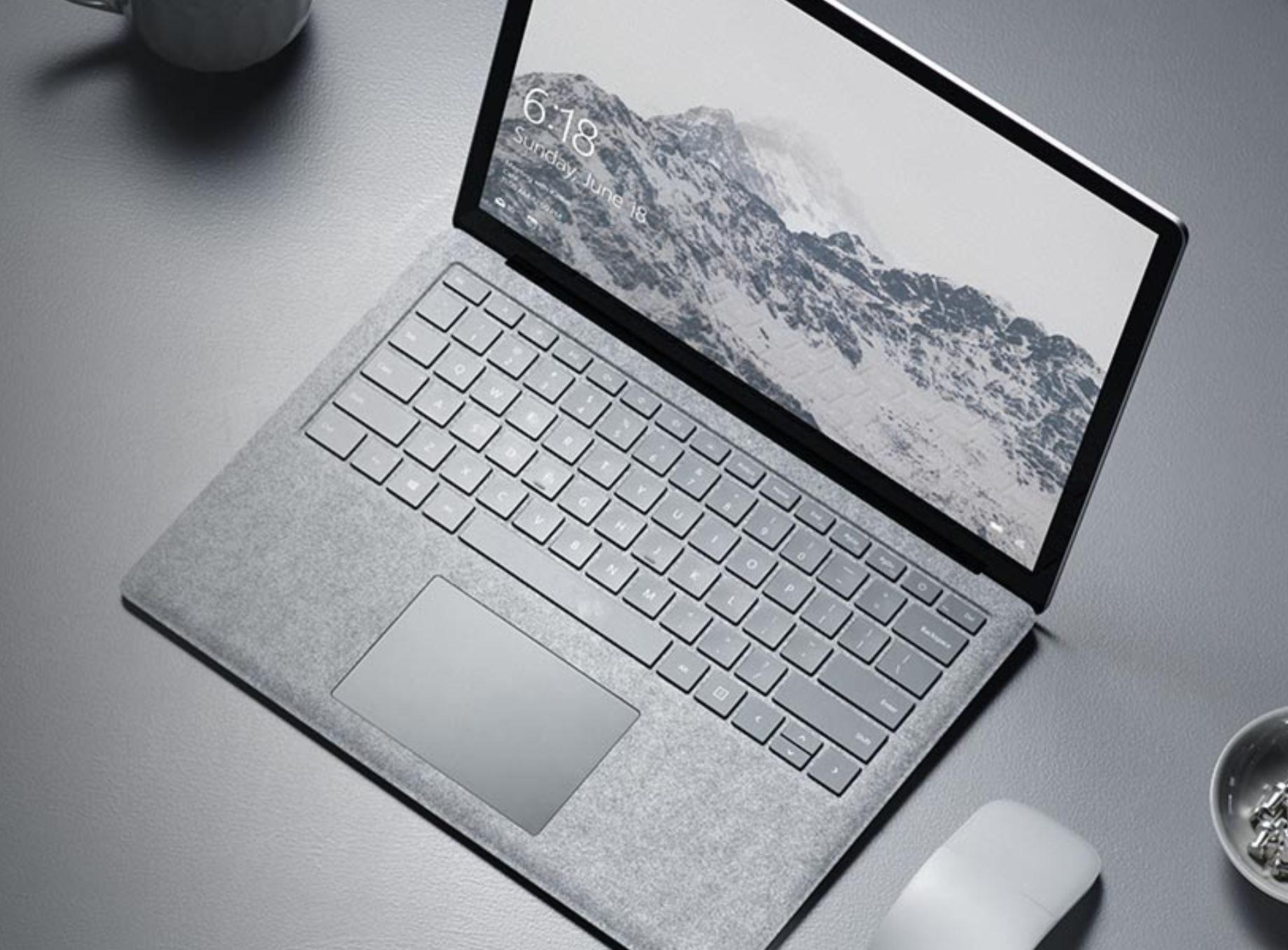 Signature Alcantara Type Cover Surface Pro